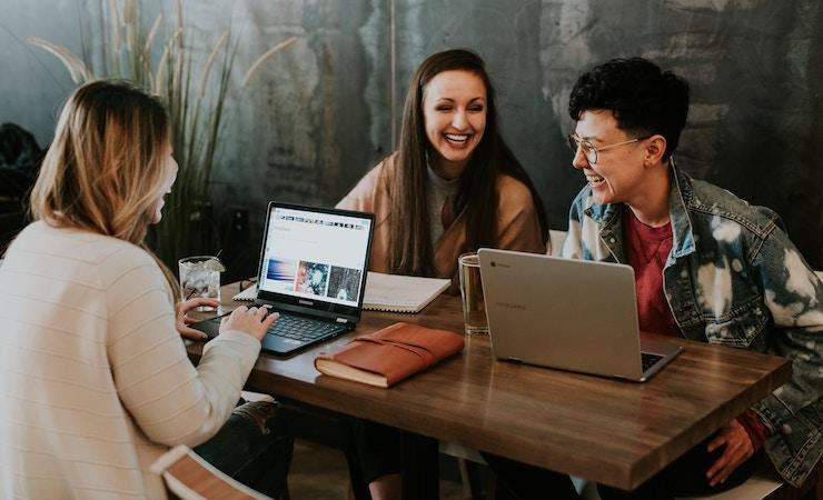 work entrepreneurs business meeting